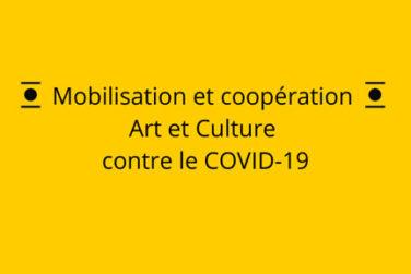 Lettre ouverte : mesures concernant l'impact du covid 19 sur le champ culturel ... image