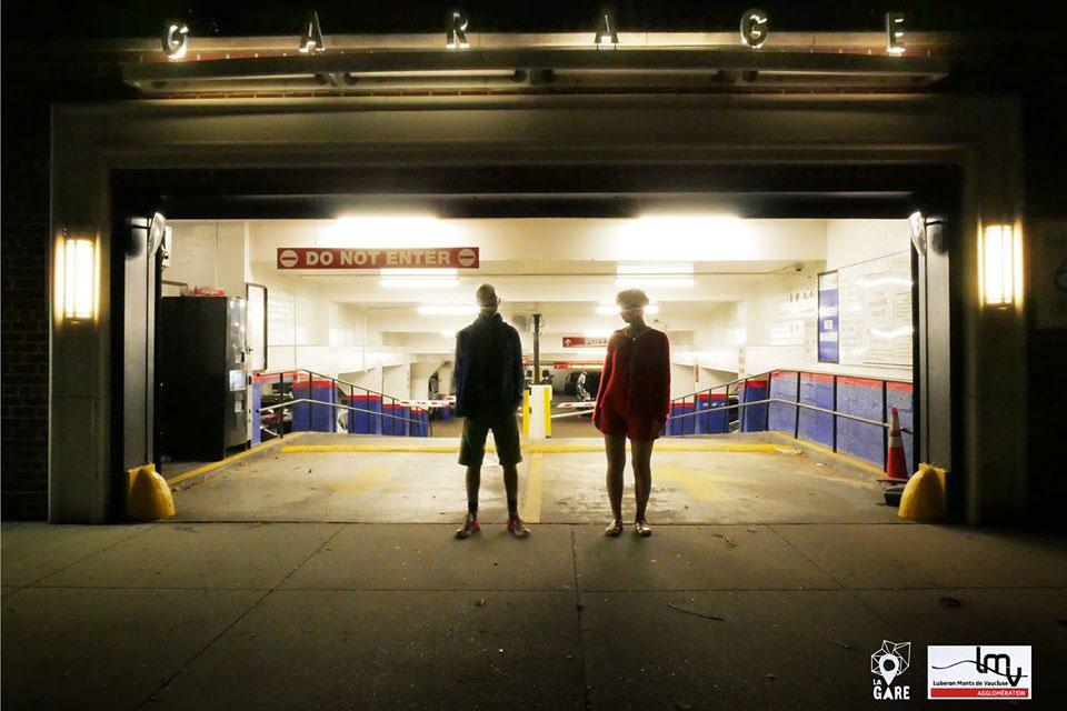 Sam. 4/04 : Garage Blonde . concert virtuel à la maison image