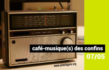 Café Musique(S) des confins (sur les Internet) #2 image