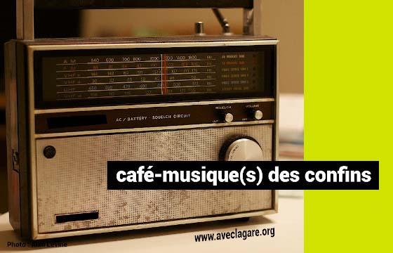 Café Musique(S) - date reportée en Juillet image