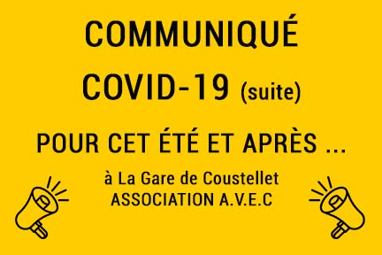 Communiqué Covid-19 / Annulation ZapeRo-Concerts 2020 & perspectives d'actions image