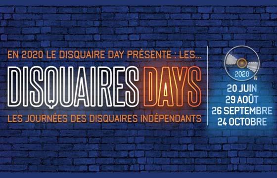 Disquaire Day #10 . RDV les 20/06, 29/08, 26/09, 24/10 image