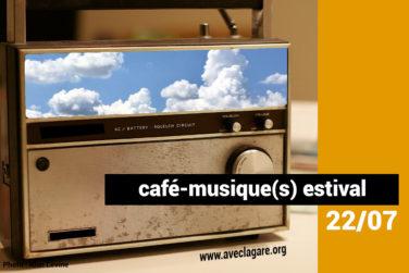 Café-musique(s) estival image