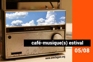 """Café-musique(s) estival - """"hors les murs"""" * image"""