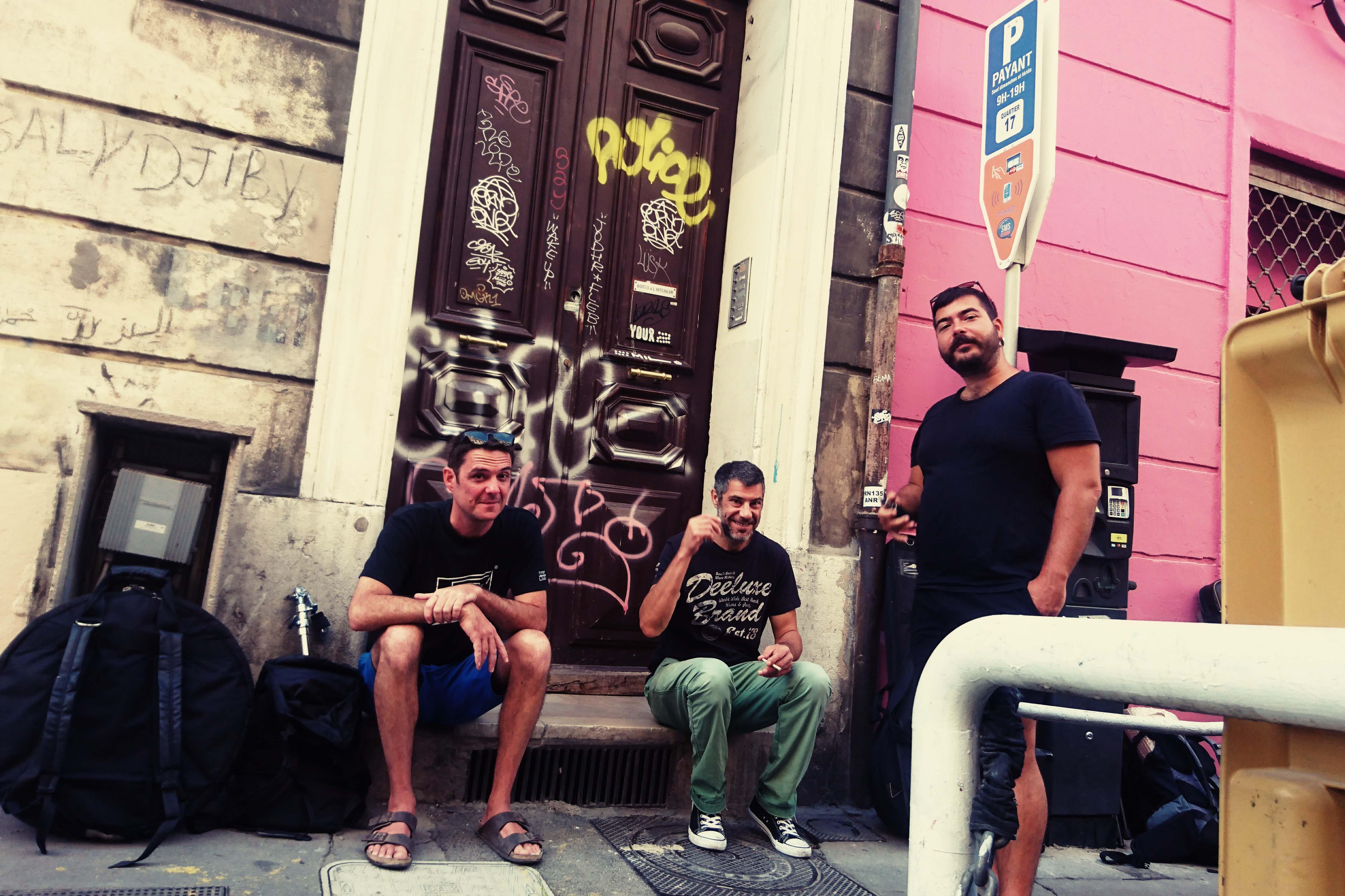 Massalia Tsiftetelli Club, en résidence . Du 1er au 3/09/20