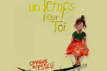 """VEN. 25/09 : """"Un temps pour toi"""" dès 6 mois . Vélo Théâtre à Apt image"""