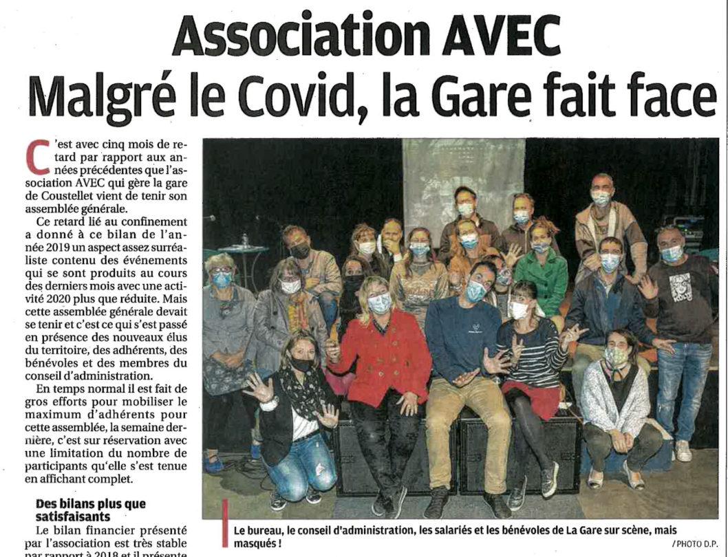 MINUTE PRESSE - La Provence du 10/10/20 image