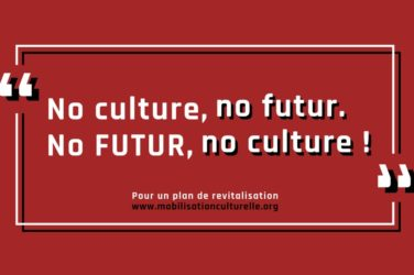 #RevitalisationCulturelle : faites suivre l'info! image
