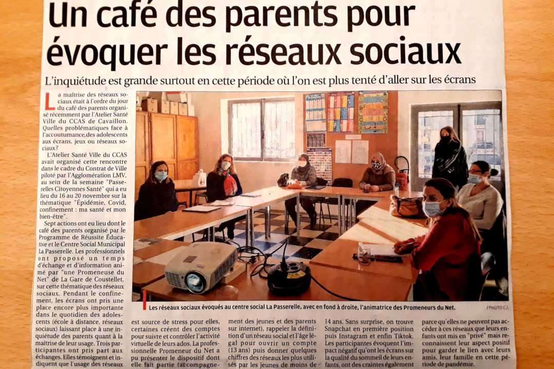 Minute presse - La Provence image