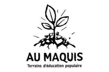 Au Maquis : terrain d'éducation populaire, recrute! image