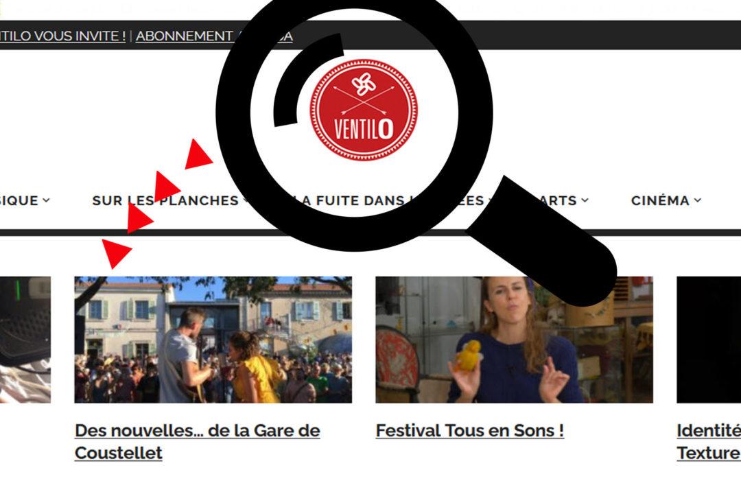 MINUTE PRESSE - Journal Ventilo - déc 2020 image
