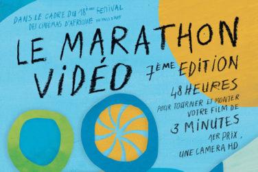 Inscriptions ouvertes! 7e marathon vidéo du festival des Cinémas d'Afrique (Apt) image