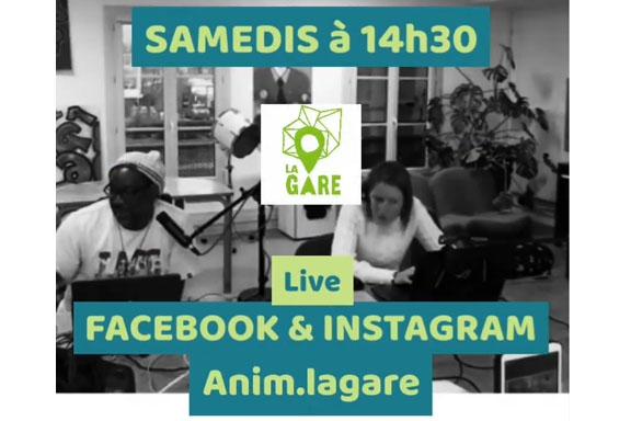 Web TV Accueil Jeunes, en direct! image