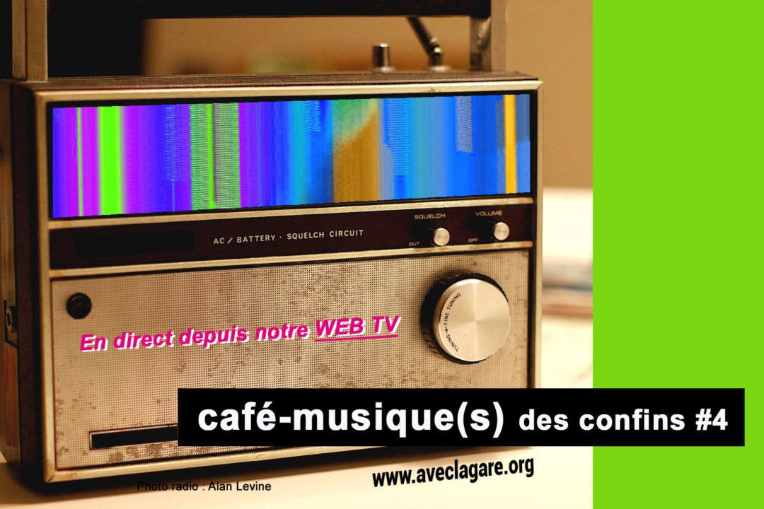 Café-musique(s) des confins #4 image