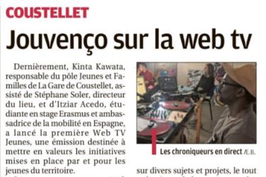 MINUTE PRESSE - La Provence 13/05/21 image