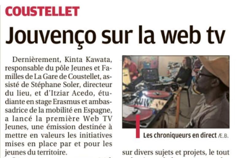 MINUTE PRESSE – La Provence 13/05/21 image