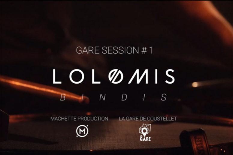 Gare Session #1 / Live Session . avec Lolomis image