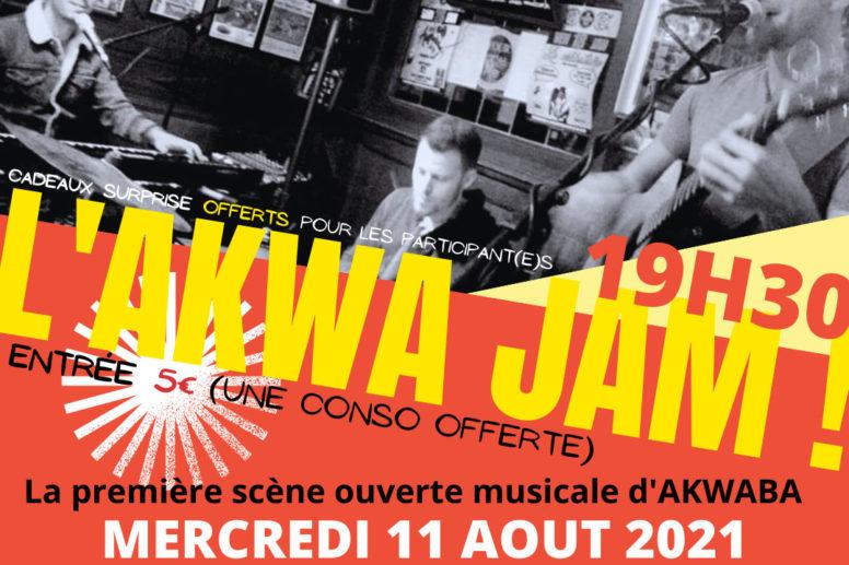 Jam Session . 11/08. à Akwaba image