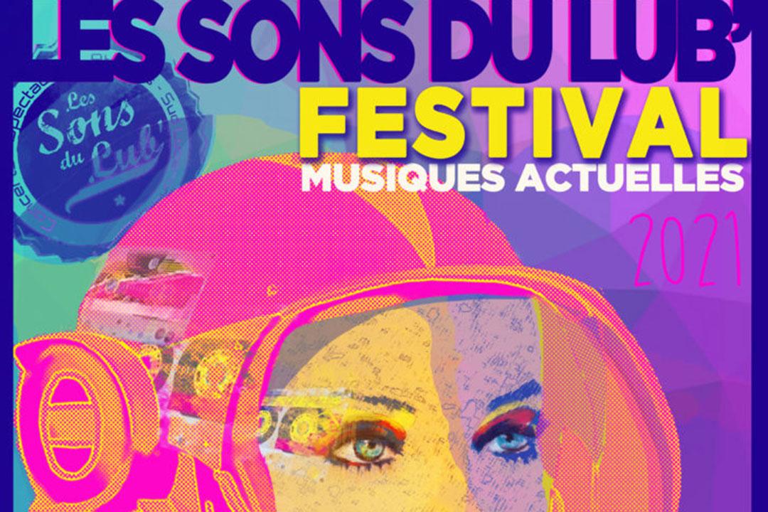 Du 26/08 au 4/09 . Festival Les Sons du Lub' 2021 image