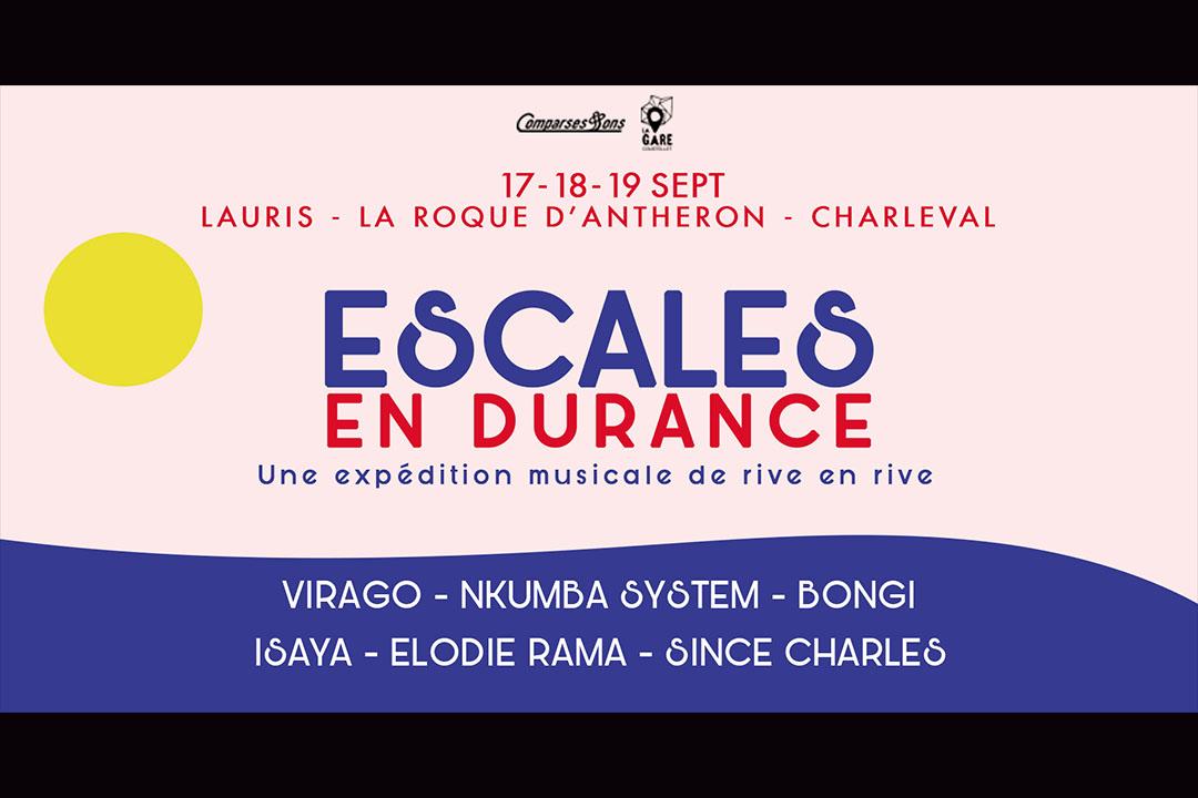 Escales en Durance #1 . à Charleval (3/3) image