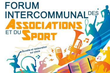 Ven. 10/09 . Forum interco. des Associations & du sport image