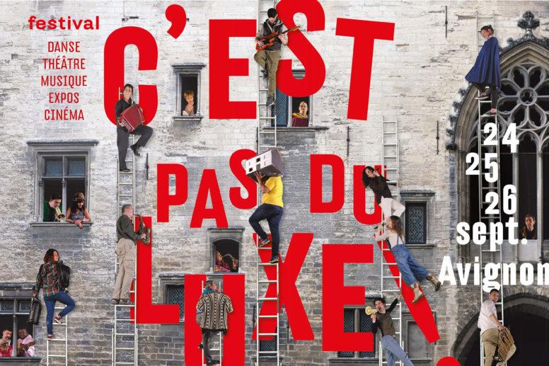 Du 24 au 26 Sept. C'est Pas Du Luxe . Avignon image