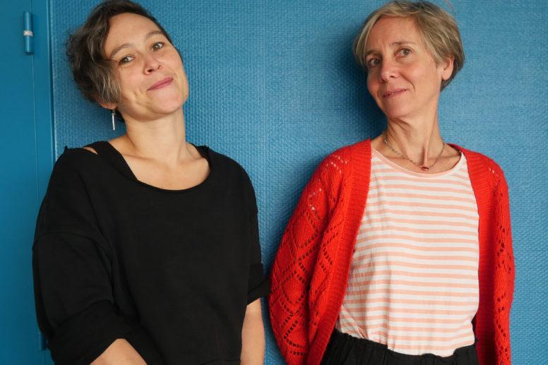Du 5 au 15/10. en résidence . «Rouvrir le Monde» avec Susana Del Baño & Léa Lachat image