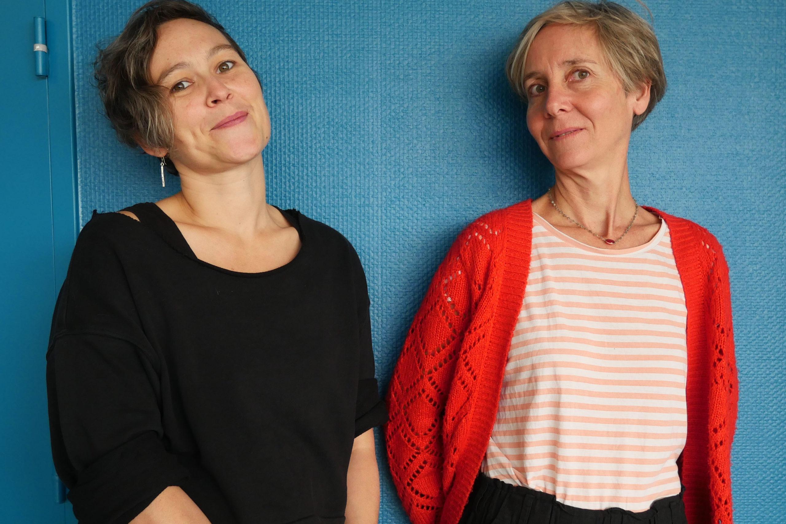 Du 5 au 15/10. en résidence . «Rouvrir le Monde» avec Susana Del Baño & Léa Lachat