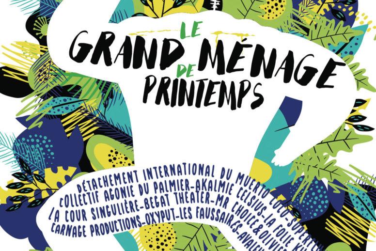 Du 25/09 au 3/10 : Festival Le Grand Ménage – Sub Luberon image